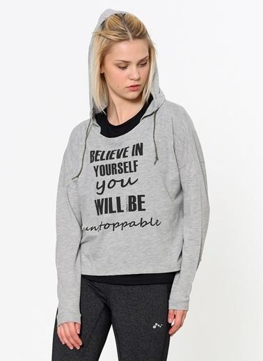 Only Play Sweatshirt Antrasit